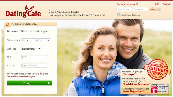 Datingcafe kostenlos nutzen